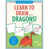 Drawing Books :Learn to Draw Dragons! (Easy Step-by-Step Drawing Guide)