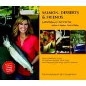 Seafood Recipe Books :Salmon, Desserts & Friends