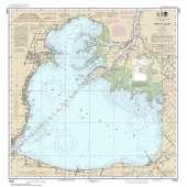 Great Lakes Charts :NOAA Chart 14850: Lake St. Clair