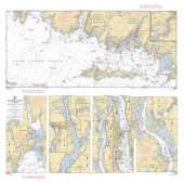 Training Charts :NOAA Training Chart 116TR: Long Island Sound