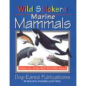 Stickers & Magnets :Wild Stickers: Marine Mammals