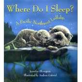 Books for Aquarium Gift Shops :Where Do I Sleep?