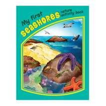 Ocean & Seashore, My First Seashores Nature Activity Book