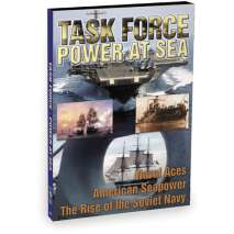 Maritime & Naval History :Task Force: Power at Sea (DVD)