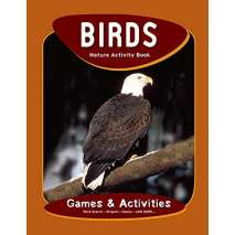 Birds, Birds Nature Activity Book (Grades 3-5)