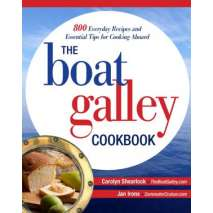 Cooking Aboard, The Boat Galley Cookbook