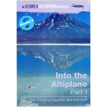 Kayaking DVD's, Into the Altiplano, Part 1: Sea Kayaking Argentina, Bolivia, Chile (DVD)