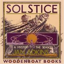 Novels, General, Solstice: A Mystery of the Season