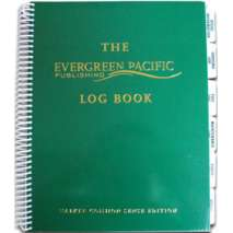 Logbooks, Walker Common Sense Logbook by Evergreen Pacific