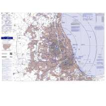 VFR: Helicopter Route Charts :FAA Chart: VFR Helicopter CHICAGO
