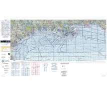 VFR: Helicopter Route Charts, FAA Chart: U.S. GULF COAST VFR Aeronautical Chart