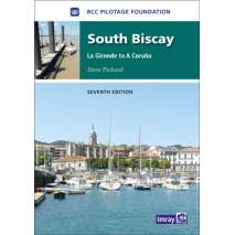 Europe & the UK :South Biscay, 7th edition (Imray)