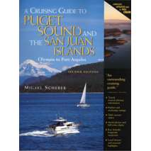 Pacific Northwest Travel & Recreation, Cruising Guide to Puget Sound and The San Juan Islands, 2nd edition