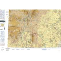 Sectional Charts, FAA Chart: VFR Sectional ALBUQUERQUE