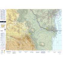 Sectional Charts, FAA Chart:  VFR Sectional BROWNSVILLE