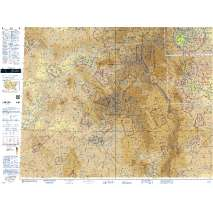 Sectional Charts, FAA Chart:  VFR Sectional DENVER