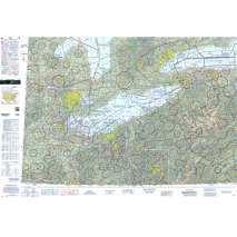 Sectional Charts, FAA Chart:  VFR Sectional DETROIT