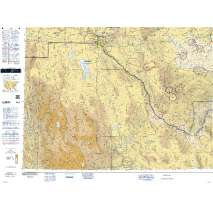 Sectional Charts, FAA Chart:  VFR Sectional EL PASO