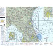 Sectional Charts, FAA Chart:  VFR Sectional JACKSONVILLE