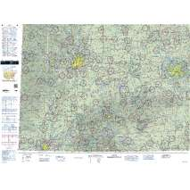 Sectional Charts, FAA Chart:  VFR Sectional KANSAS CITY