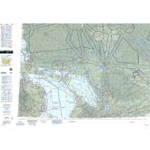 Sectional Charts, FAA Chart:  VFR Sectional LAKE HURON