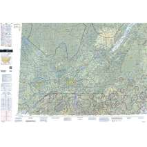 Sectional Charts, FAA Chart:  VFR Sectional MONTREAL