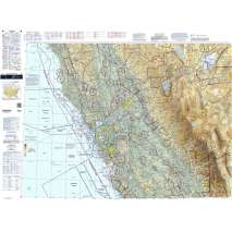 Sectional Charts :FAA Chart:  VFR Sectional SAN FRANCISCO