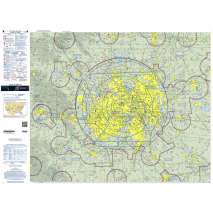 Terminal Area Charts (TAC), FAA Chart:  VFR TAC DALLAS FT WORTH