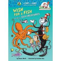 Books for Aquarium Gift Shops :Wish for a Fish: Cat in the Hat's Learning Library