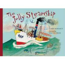 Children's Nautical, The Jolly Steamship