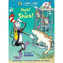 Books for Aquarium Gift Shops :Hark! A Shark! All About Sharks (Hardcover)