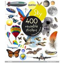 Stickers & Magnets, Eyelike Stickers: Sky