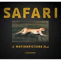 Jungle & Zoo Animals, Safari: A Photicular Book