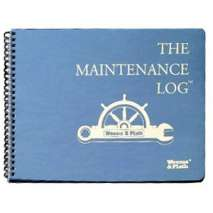 Logbooks, Weems & Plath: The Maintenance Log