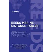 Navigation :Reeds Marine Distance Tables, 13th edition