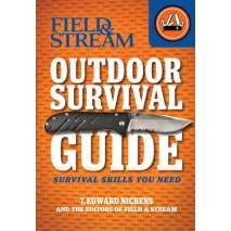 Survival Guides :Field & Stream: Outdoor Survival Guide