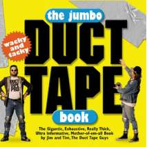 Self-Reliance, The Jumbo Duct Tape Book