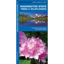 Pacific Northwest Field Guides, Washington State Trees & Wildflowers
