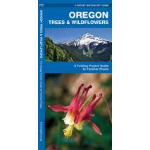 Tree, Plant & Flower Identification Guides, Oregon Trees & Wildflowers