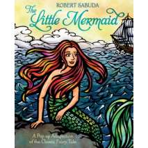 Mermaids, The Little Mermaid, Pop-up Book