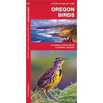 Bird Identification Guides, Oregon Birds