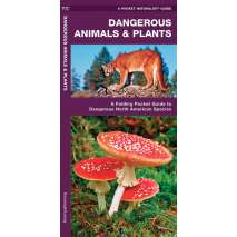 Reptile & Mammal Identification Guides, Dangerous Animals & Plants