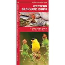 Bird Identification Guides, Western Backyard Birds