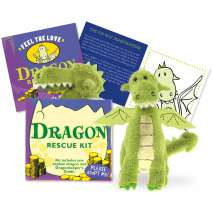 Monsters, Zombies, etc., Dragon Rescue Kit