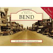 Journals, Cards & Stationary, Bend (Postcards of America)