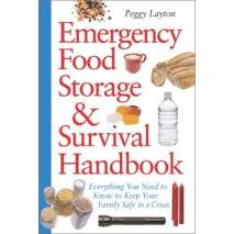 Disaster Preparedness, Emergency Food Storage & Survival Handbook