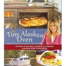 Seafood Recipe Books, My Tiny Alaska Oven