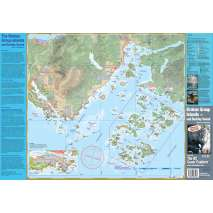 Pacific Northwest, Broken Group Islands and Barkley Sound: Marine Trail Mapsheet