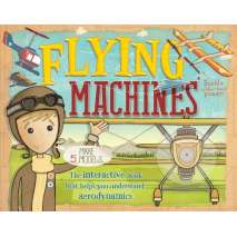 Boats, Trains, Planes, Cars, etc., Flying Machines
