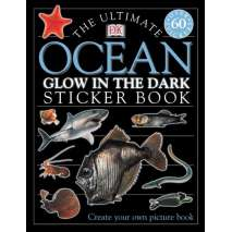Stickers & Magnets, The Ultimate Ocean Glow-in-the-Dark Sticker Book
